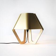 """"""" Hexa - table lamp """" by Bas Vellekoop"""