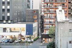 Housing of Atago