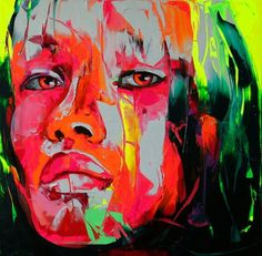 The Cool Hunter - Art #francoise #nielly #painting