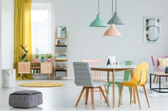💯 The Power of Colour Consistency in Interior Décor