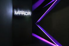 Mirror Club #interior
