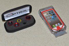 Optrix PhotoProX iPhone 5/5s Case #tech #flow #gadget #gift #ideas #cool