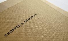 DEUTSCHE & JAPANER - Creative Studio - chopped & screwed #print #design #graphic #publication