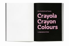 Bedow — Examples of Work — Book, Thomas Elovsson #design #book #bedow