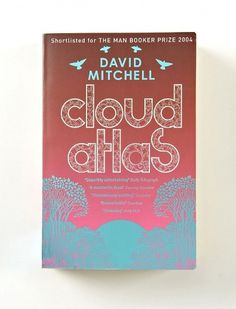 cloud-atlas-F.jpg (JPEG Image, 610 × 800 pixels) #design #book #cover #illustration #type #typography