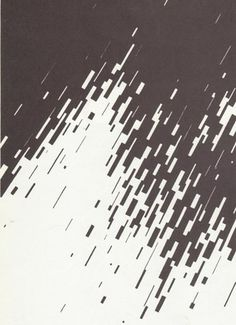 FFFFOUND! #black and white #lines #rhythm