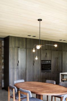 La Heronniere – Low Impact House Design by Alain Carle Architect
