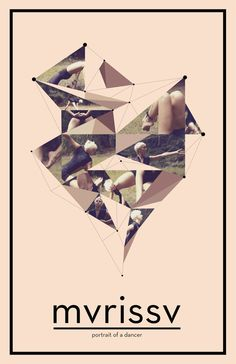 mvrissv on Behance #dance #design #contemporary #mvrissv #poster