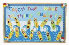 20 Cute Back to School Bulletin Board Ideas #bulletin #school #board #back #kids #to