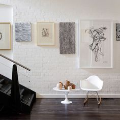 dream house: the artwork / sfgirlbybay #interior #design #decor #deco #decoration