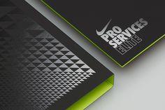 Manual Nike Pro Services Elite #brand #nike #branding