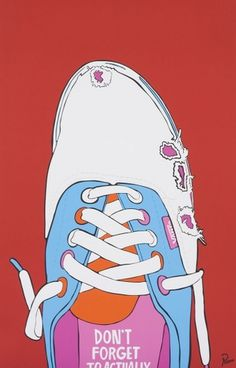 parra.jpg 772×1205 pixels #illustration #vans #shoe #parra