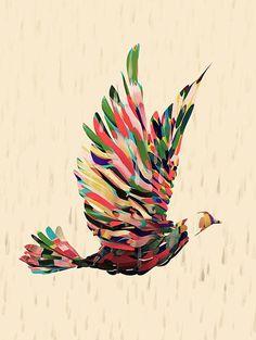 Santtu Mustonen #paint #illustration #painterly