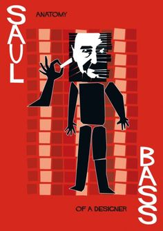 Saul Bass Poster on the Behance Network #print #poster #saul bass