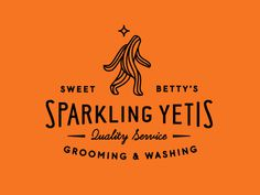 Sweet Betty's Sparkling Yetis #ross bruggink