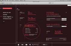 Lomo LC-A - Website on Behance #design #web