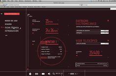 Lomo LC-A - Website on Behance #design #web