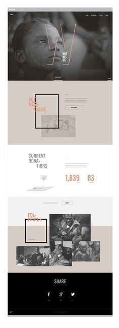 vitor andrade via @grainedit #graphic design #web