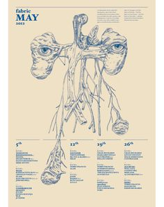 Luca Zamoc / Portfolio #organs #illustration #calendar #kidneys