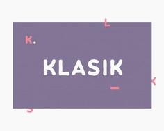 Klasik Free Font
