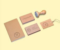 Cachivache branding #branding #visual identity #graphic design #design