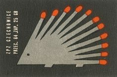 matchbox label #polish