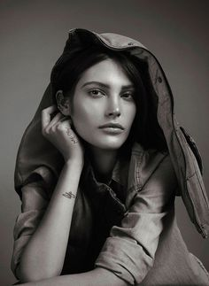 Catherine McNeil by Christian MacDonald #model #girl #campaign #photography #portrait #fashion #editorial #beauty