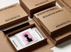 Daniel Carlsten - Bozarthfornell Architects #stationery