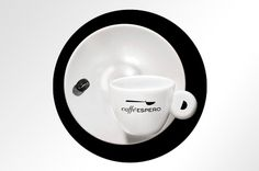 Caffè Espero on Behance #caff #logotype #branding #corporate #brand #identity #coffee