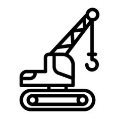 See more icon inspiration related to crane, lift, hook, construction and construction and tools on Flaticon.