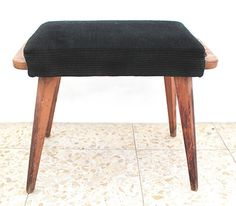 Rare Condition Collectible Mid Century Danish Modern by BoldModern #footstool #classy #furniture #modern