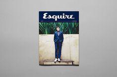 esquire, redesign