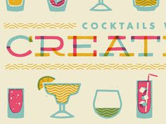 AIGA Wisconsin Cocktails With Creatives #overlap