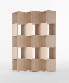 Fold by Nendo #bookshelf #furniture #minimal