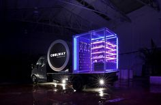 Coolway Foot Truck by CuldeSac Custom Retail 8