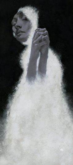 Edward Kinsella Illustration: Yūgen at Ghostprint Gallery