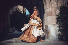 Charming Fashion Photography by Isi Akahome