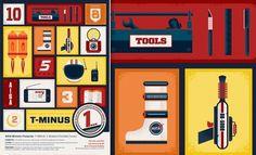 AIGA Student Portfolio Forum | Duct Tape and Glitter #illustration #poster