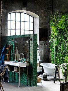 #loft #bathroom