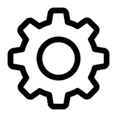 See more icon inspiration related to gear, settings, cogwheel, configuration and Tools and utensils on Flaticon.