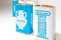 Greek packaging design   Nileas