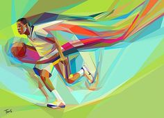 Turkey 2010 Basketball World Championship on the Behance Network #tsevis #illustrations