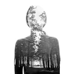 Aneta Ivanova #photography #double #exposure