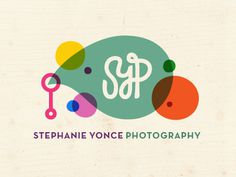 Stephanie Yonce photographer unused logo by Seth Nickerson #logo #photographer