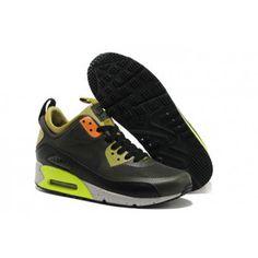 Nike Air Max 90 Mid No Sew Ns Hunter Green