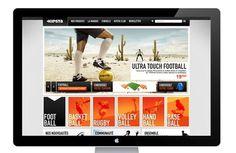 SerialThriller™ #football #design #web