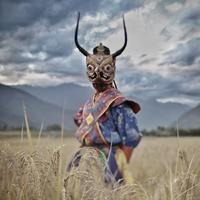 Photographer documents world's most dramatic ritual masks #photography #artDirection