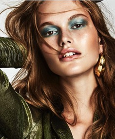 Colorful Fashion and Beauty Photography by Mikael Schulz