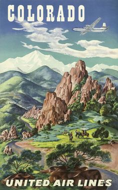 Pinned Image #travel #vintage #poster