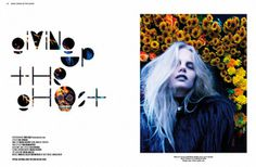 SOKO, POGO, creative co. #soko #design #fashion #type #layout